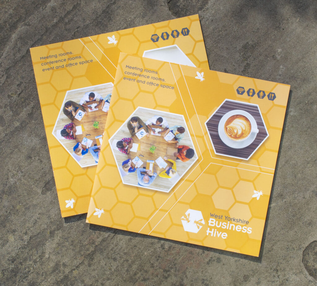 WYJS Business Hive brochure