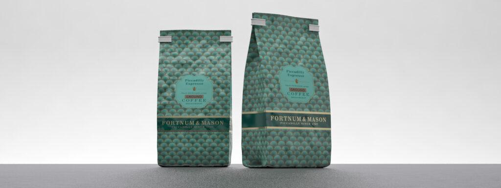Fortnu & Mason foil