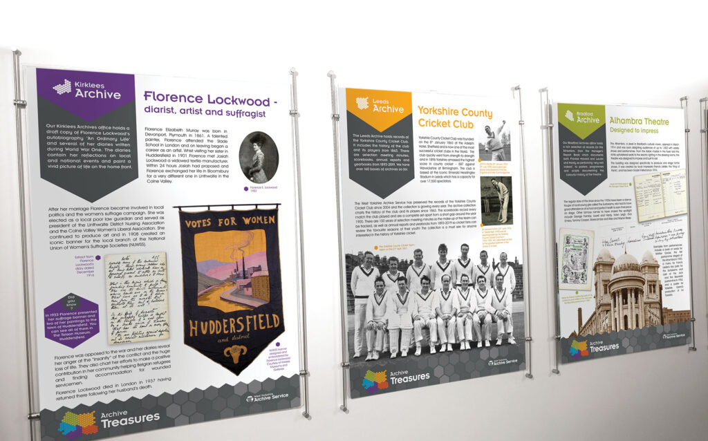History Centre panels
