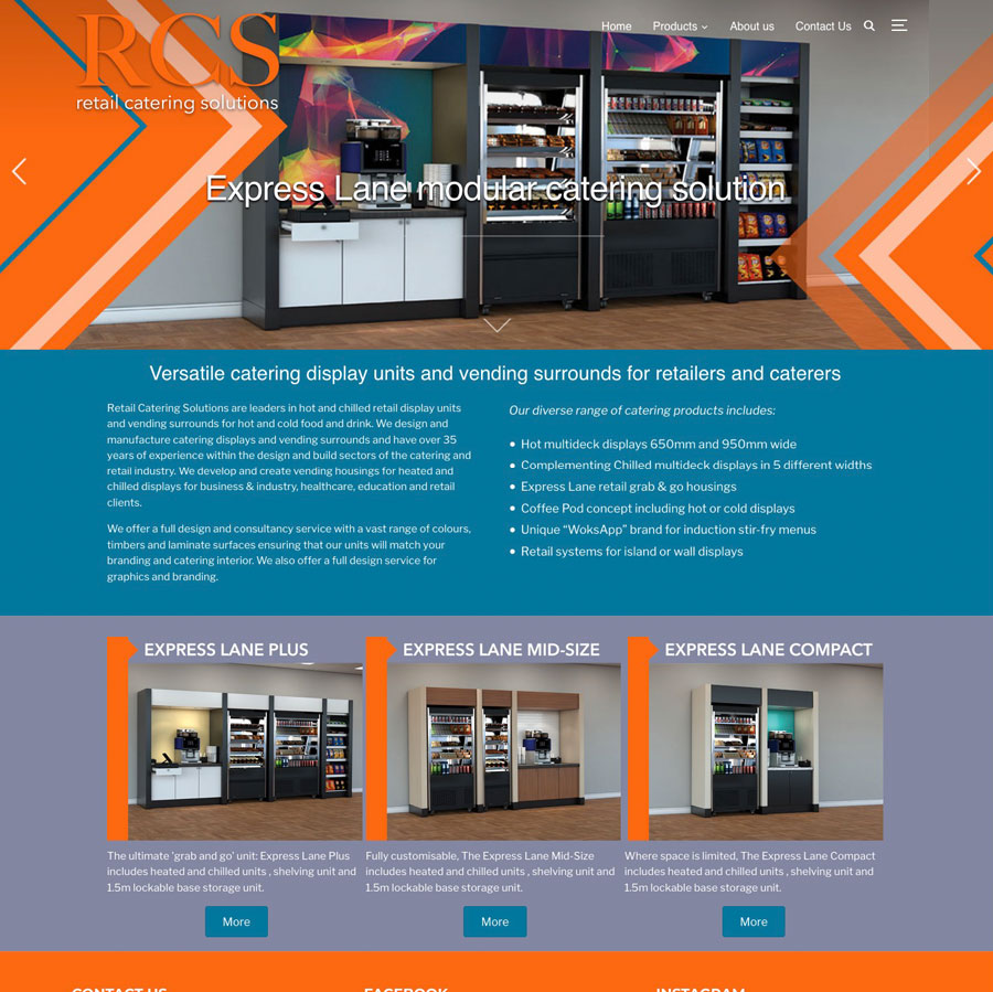 Retail Catering Solutions