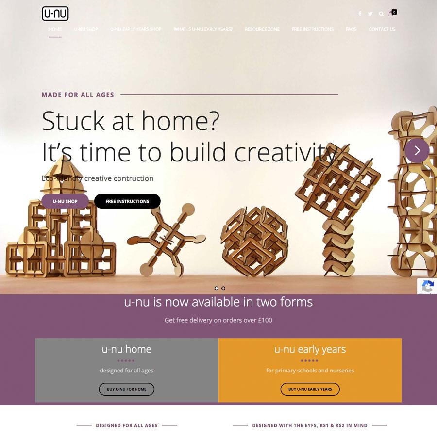 u-nu creative construction