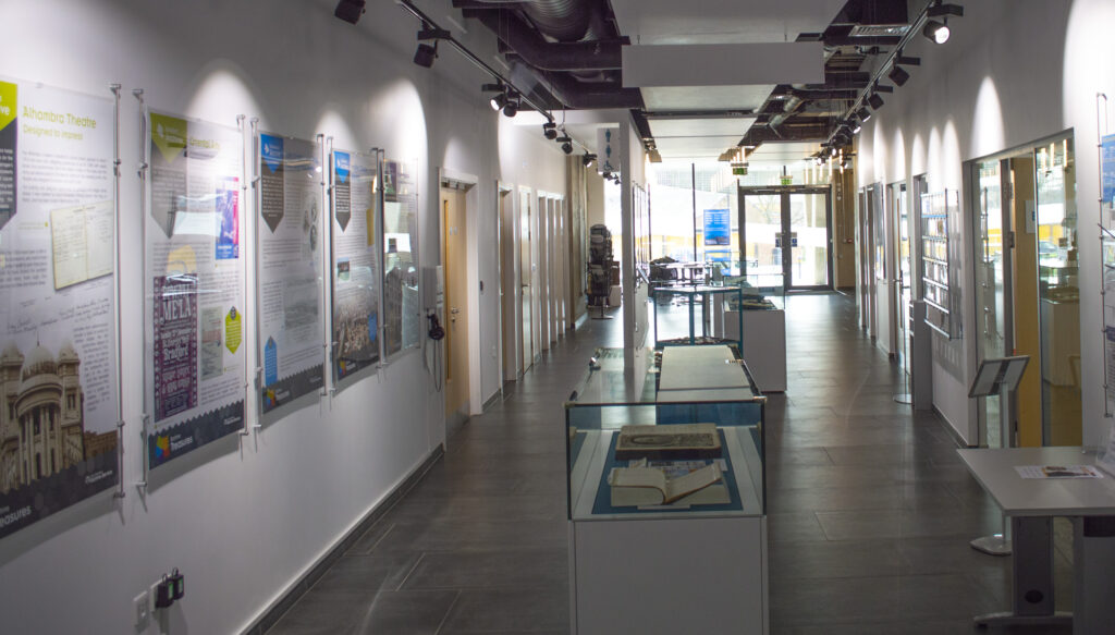 West Yorkshire History Centre